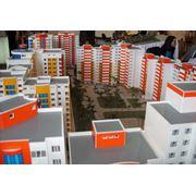 Макеты жилых комплексов фото
