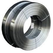 Лента стальная плющенная 0,9 мм 12ХН фото