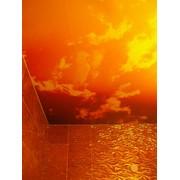 Фотопечать на натяжных потолках фото