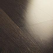 Ламинат Quick-Step Desire Дуб черный лакированный золотистый фото