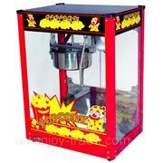 Аппарат для приготовления попкорна YB-801 фото