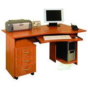 Лидер-4 письменный и компьютерный стол фото