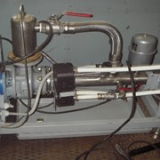 Системы отопления для теплиц , насос - теплогенератор НТГ- 055 фото