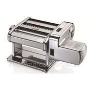 Marcato Ampia Motor 150 mm / 220 V бытовая машина для раскатки теста и изготовления лапши фото