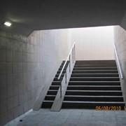 Строительство подземных переходов фото