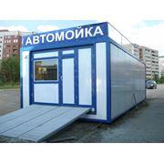 Автомоечный комплекс «КИТ-1»