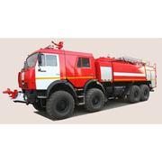 Аэродромный пожарный автомобиль АА-12/60 Машины пожарные аэродромные фото