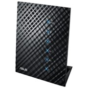 Маршрутизатор Asus Router Ext, 10/100/1000BASE-TX, I 802.11a/b/g/n, IPv4, IPv6, 450Mbps