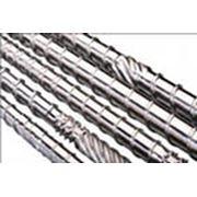 Ножи для дробилок и агломераторов шнеки и шнек-пары - изготовление и восстановление фото