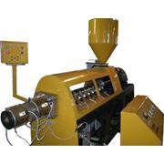 Линия по производству полимерных труб фото