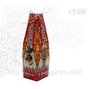 Новогодняя упаковка «Восточный мешок»