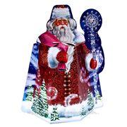 Новогодняя упаковка Святой Николай