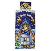 Новогодняя упаковка Домик Киев фото