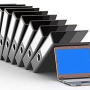 Ведение электронного документооборота фото