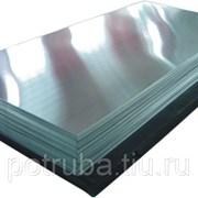 Лист дюралюминиевый 2,5 мм Д16АМ фото
