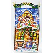 Новогодняя упаковка Святой Николай фото