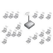 Организация Wi-Fi сетей фото