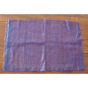Цвет фиолет, размер 40х63 Сетка овощная оптом, СІТКА ОВОЧЕВА, фото