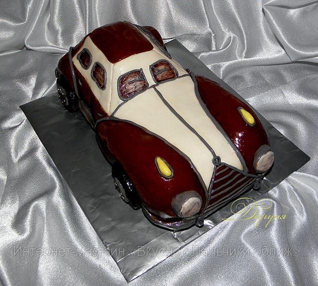 Торт автомобиль на заказ в