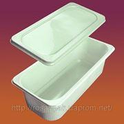 Пластиковая упаковка для семейного мороженого 3005