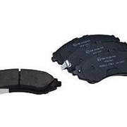 Колодки тормозные передние Icer 181530 фото