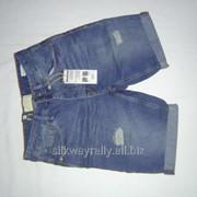 Женские джинсовые шорты BSK BERMUDA 400 2014 фото