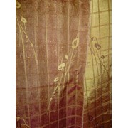 Органза с вышивкой артикул S1068-5 фото