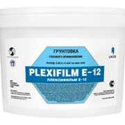 Грунтовка глубокого проникновения на основе акрилатной водной микродисперсии PLEXIFILM E-12 Плексифилм Е-12 (Б фото