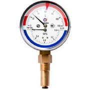 Термоманометры радиальное присоединение