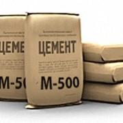 Цемент м500 фото