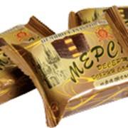 Печенье глазированное Мерси десерт пражское Добрый смак фото