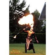 Огненное шоу - соло - Gold фото