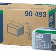 Tork Premium нетканый материал для чувствительной очистки поверхностей в салфетках - 60 л/уп, 1 слой фото