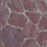 Сланец алтайский красный