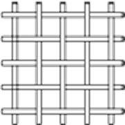 Сетки проволочные тканые с квадратными ячейками (ГОСТ 3826-82) фото