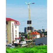 Ветроэлектрическая установка FLAMINGO AERO-3.1 (Фламинго Аэро) применяется в местах, где отсутствует сетевая энергия: туристические лагеря, фермерские хозяйства, дачные участки, питание автономных комплексов и как резервный источник электроэнергии фото