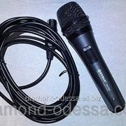 Микрофон шнуровой для караоке DYNAMIC WG-2800 фото