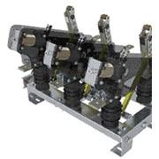 Выключатель нагрузки вакуумный, разъединяющий ВНВР-10/630-20 У2-230 Бриз фото