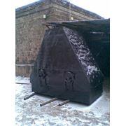 Газогенераторная Печь Бизон Тип 11с для сушильных камер по сушке леса, брикетов, семян фото