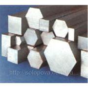 М1 медный шестигранник 8мм, цветной металлопрокат фото