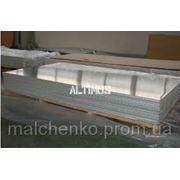 Алюминиевый лист,плита марок АМГ5 и АМГ6 морской (сплав 5083*) в Симферополе и Крыму фото