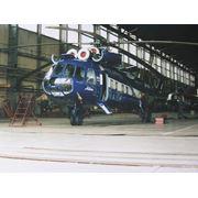 Работы дополнительные на вертолетах Ми-8 фото