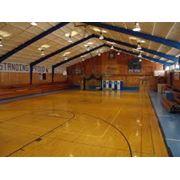 Реконструкция и оснащение спортивных залов фото
