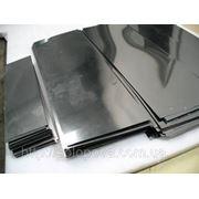 Молибден Лист МЧ 1,0x300x1000мм, в наличии г.Днепропетровск фото