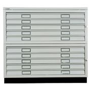 Шкафы больших форматов формат А1 BISLEY FCB 42L (PC 471/472) фото