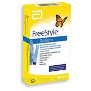 Тест-полоски FreeStyle Optium (ФриСтайл Оптиум) №25 фото