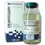 Лефлоцин таб п/о 500мг N10 фото