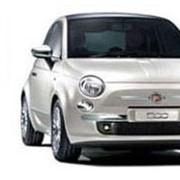 Автомобиль Fiat 500 фото