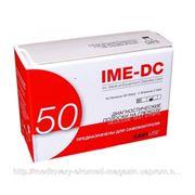 Тест-полоски IME-DC, 50 шт. фото