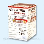 Тест-полоски Accu-Chek Performa (Акку-Чек Перформа) фото